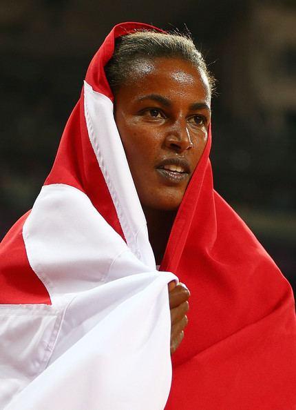 Maryam Yusuf Jamal Maryam Yusuf Jamal Pictures Olympics Day 14 Athletics