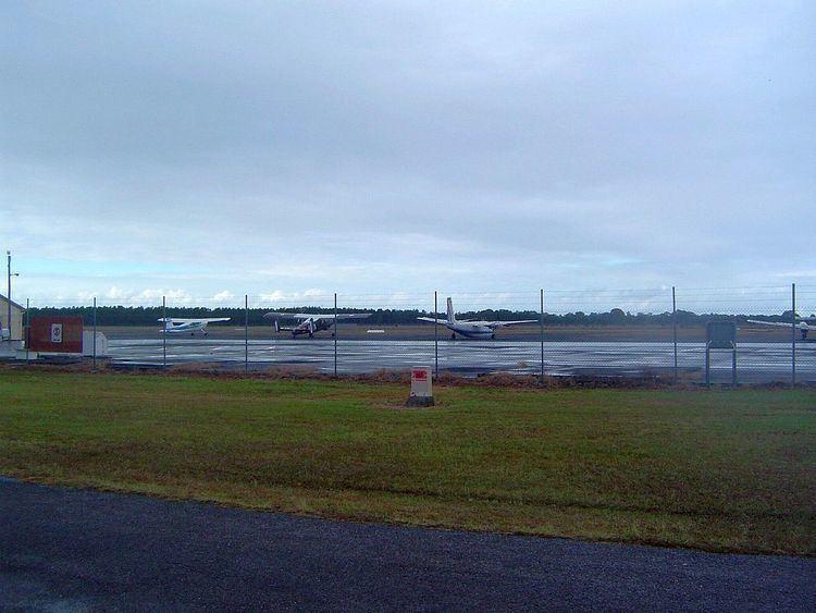 Maryborough Airport (Queensland)