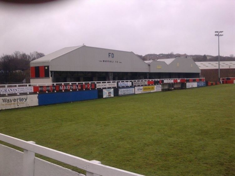 Maryhill F.C. Hopping all over the World Maryhill