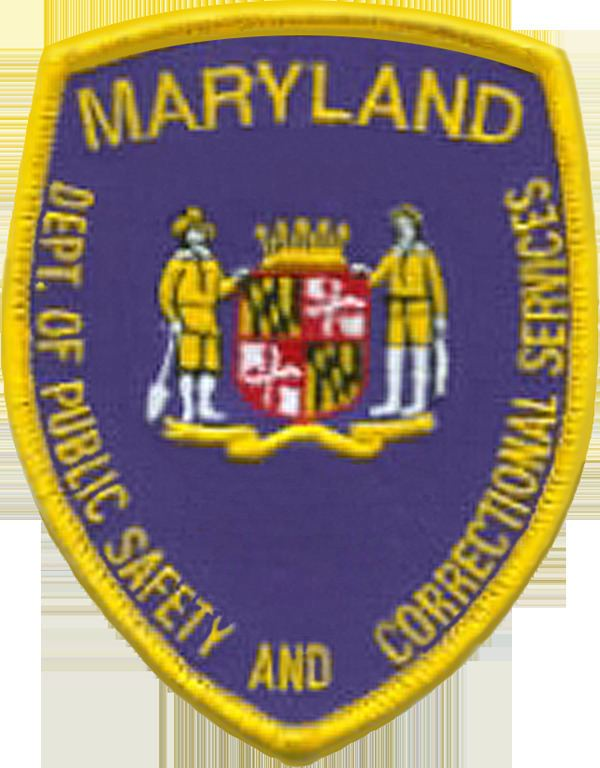 Maryland Department of Public Safety and Correctional Services