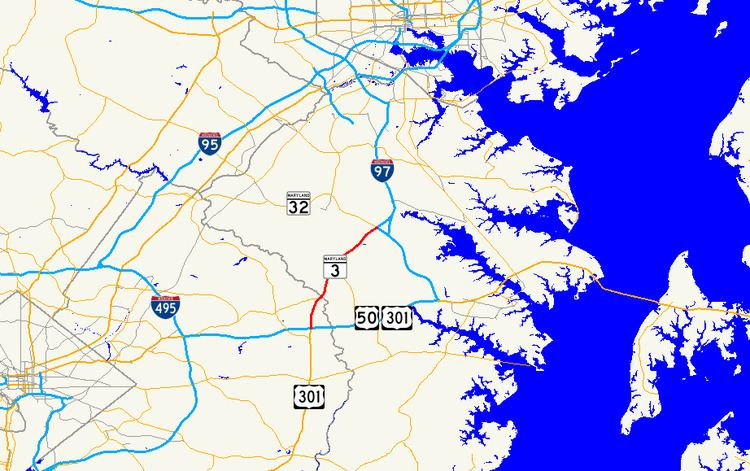 Maryland Route 3