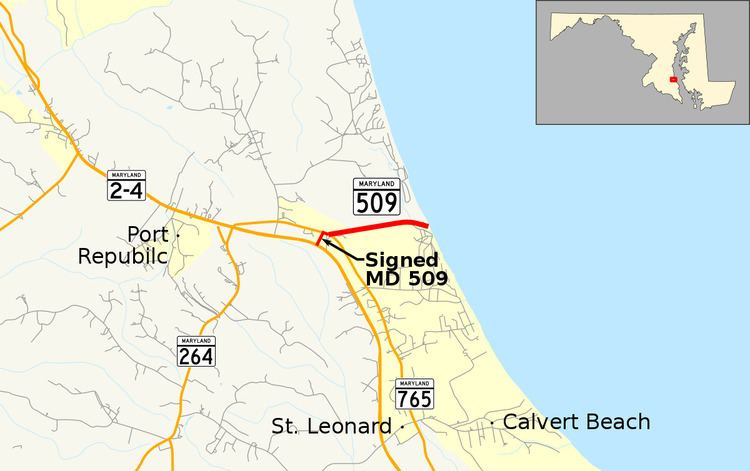 Maryland Route 509