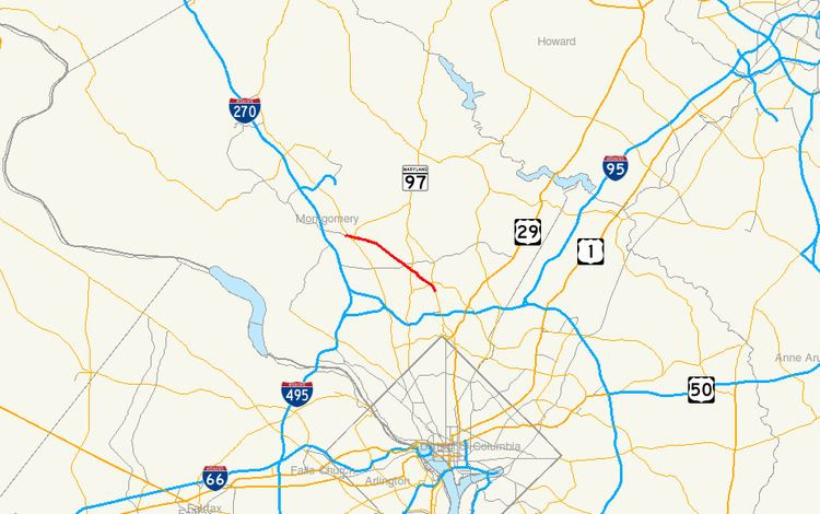 Maryland Route 586