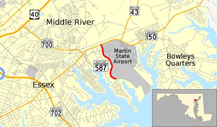 Maryland Route 587