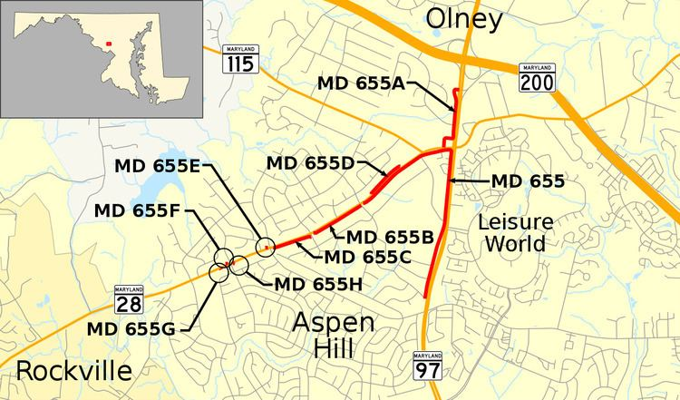 Maryland Route 655