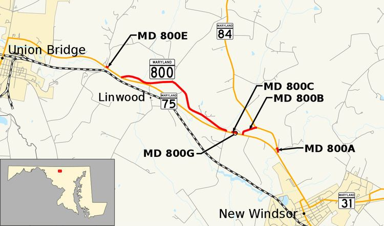 Maryland Route 800