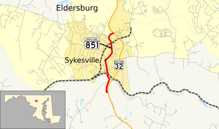 Maryland Route 851