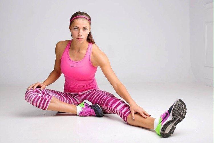Maryna Bekh Maryna Bekh 22 Hottest Photos Of Ukrainian Long Jumper
