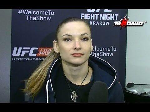 Maryna Moroz MMAniapl UFC Fight Night 64 Maryna Moroz moim celem