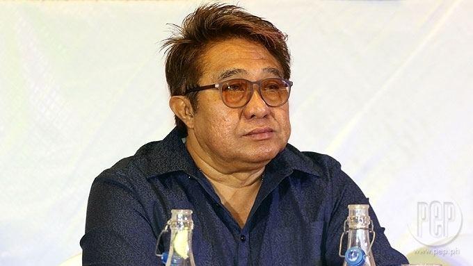 Maryo J. de los Reyes Director Maryo Delos Reyes appeals to cinema owners to exhibit