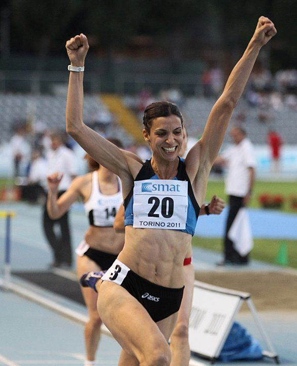 Marzia Caravelli Marzia Caravelli record italiano ieri a Roma atleticanotizie