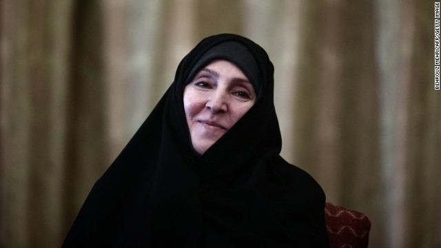 Marzieh Afkham Iran appoints first female foreign ministry spokeswoman