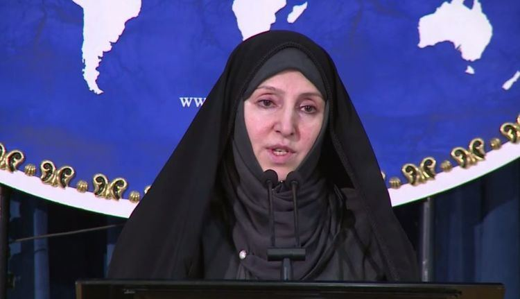 Marzieh Afkham In first since revolution Iran to appoint female