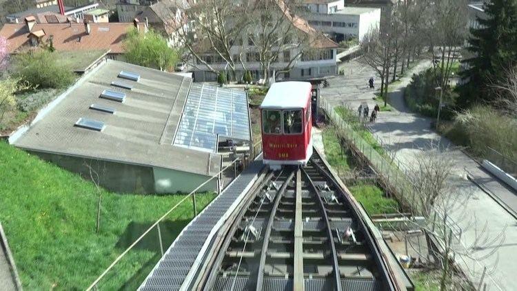 Marzilibahn funicular Marzilibahn Marzilifunicular YouTube