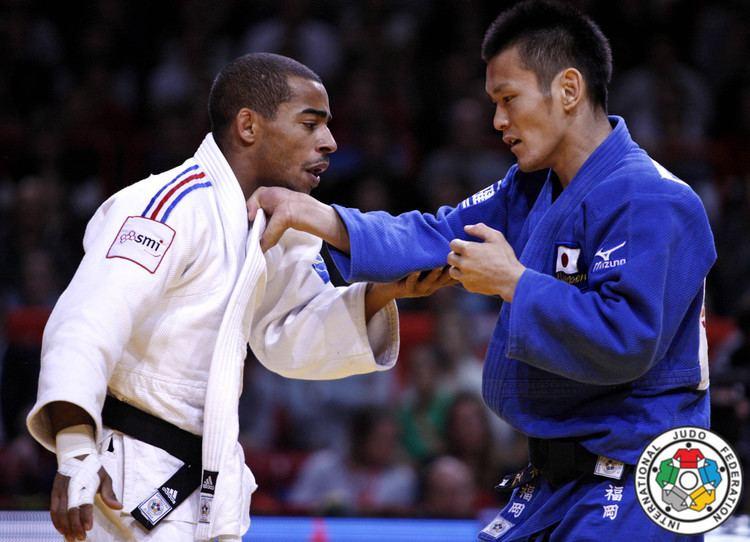 Masaaki Fukuoka Masaaki Fukuoka Judoka JudoInside