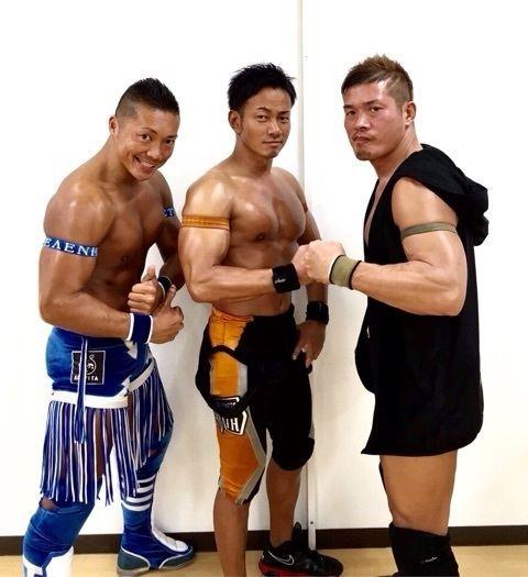 Masaaki Mochizuki CIMA Masato Yoshino Masaaki Mochizuki Dragon Gate ProWrestling