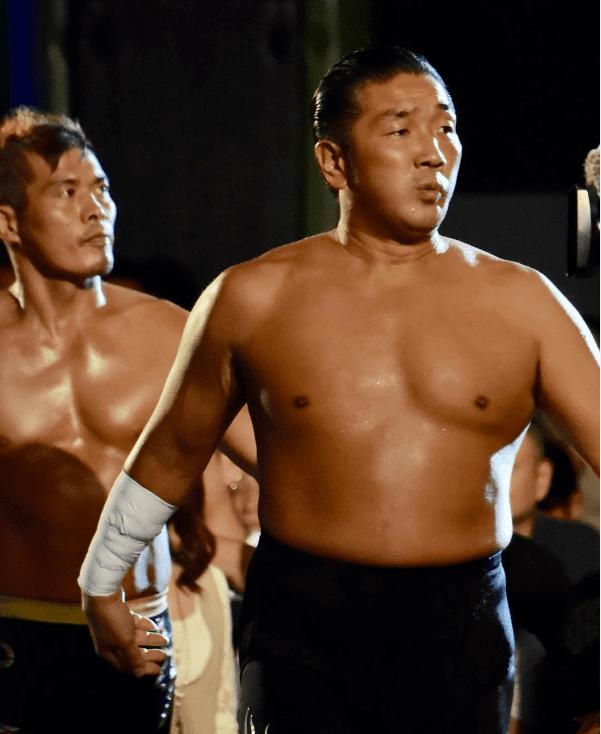 Masaaki Mochizuki Masaaki Mochizuki Don Fujii Dragon Gate ProWrestling Pinterest