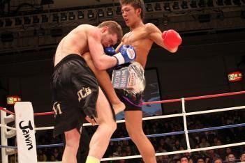 Masaaki Noiri LiverKick Krush17 Results Kido KOs Kenta for Title