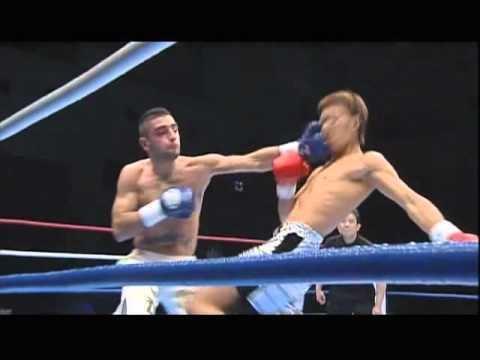 Masaaki Noiri Raz Sarkisjan VS Masaaki Noiri At NagoyaJapan HoostCup 2012 Part 1