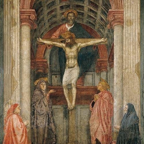 Masaccio Masaccio39s Holy Trinity ItalianRenaissanceorg