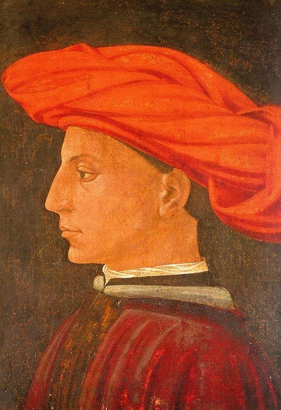 Masaccio masterpiece oil painting reproductionMasaccio Italian