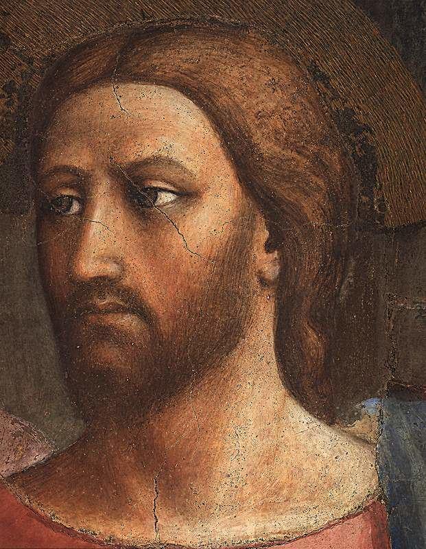 Masaccio The Tribute Money Image gallery