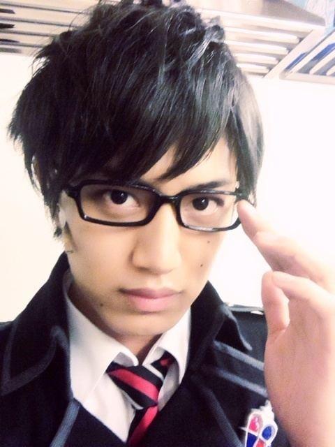 Masahiro Inoue Actor of the Day Inoue Masahiro Anime on Stage