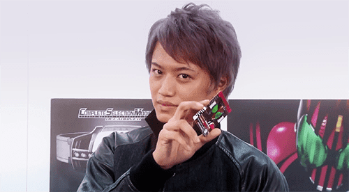Masahiro Inoue Kamen Rider Decades Masahiro Inoue and Wife Jaimie Natsuki Announce
