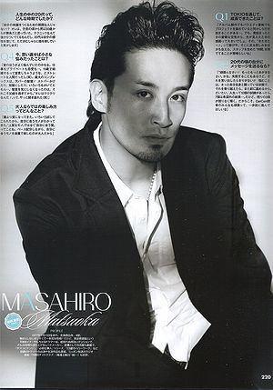 Masahiro Matsuoka Matsuoka Masahiro generasia