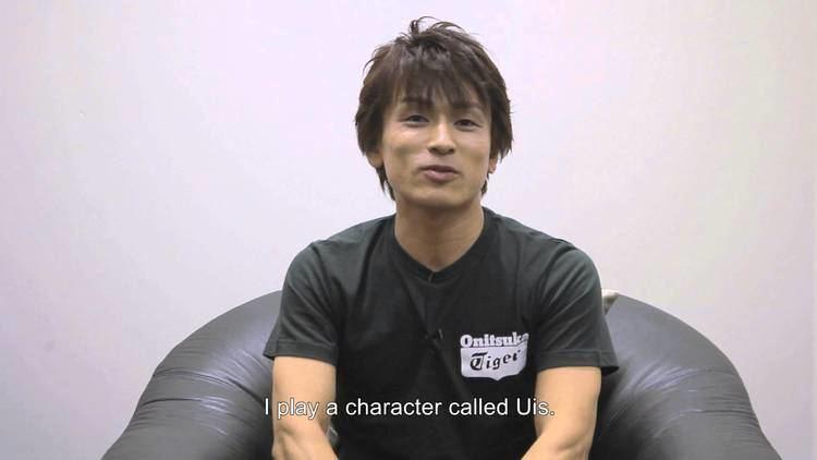 Masakazu Morita Voice actor Masakazu Morita introduces Dragon Ball Z