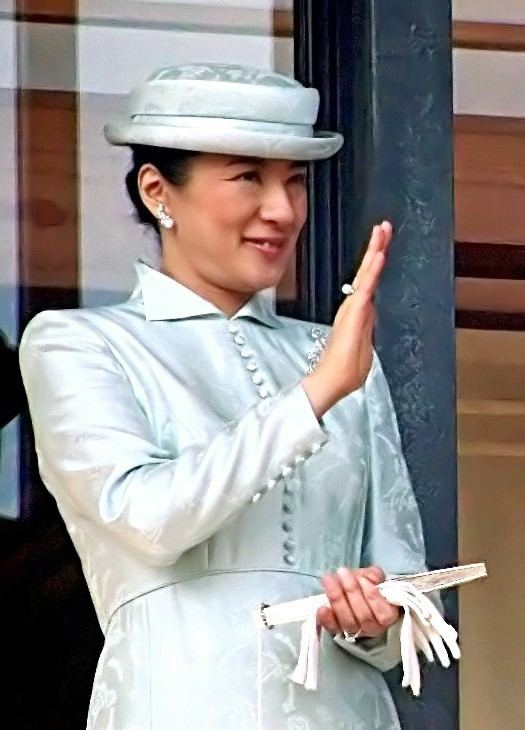 Masako, Crown Princess of Japan Masako Crown Princess of Japan Wikipedia the free