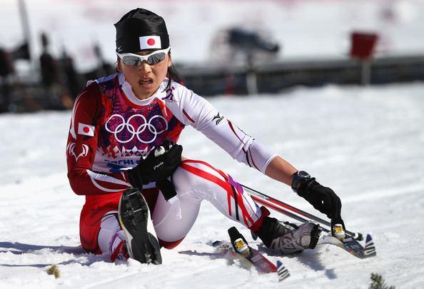 Masako Ishida Masako Ishida Photos Winter Olympics CrossCountry