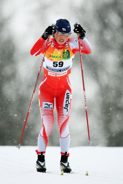 Masako Ishida Masako Ishida Photos Ladies 10KM Classic Race FIS