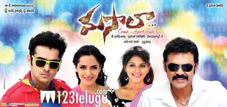 Masala (2013 film) Masala Review Masala Movie Review Masala Cinema Review Masala