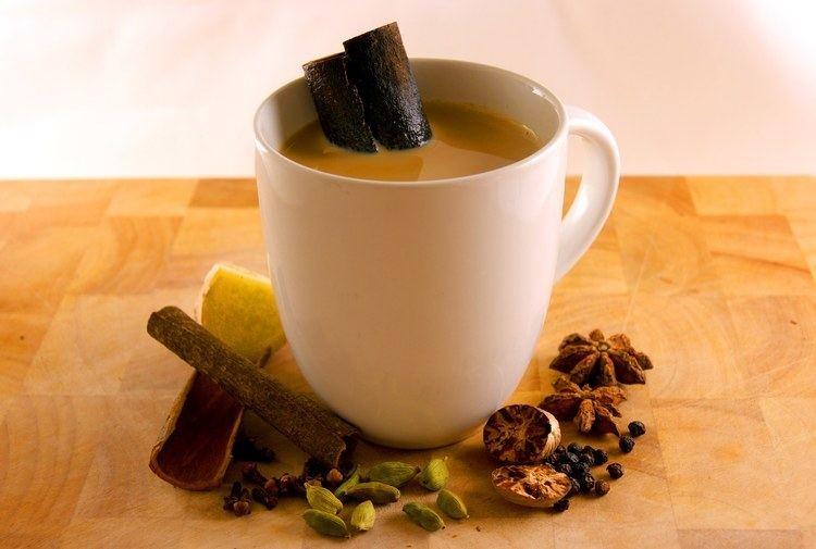 Masala chai Masala Chai Mixed Spice Indian Tea OnMyPlatecouk