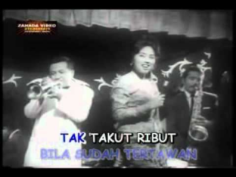 Masam Masam Manis APA GUNA BERJANJI Karaoke nyanyian Saloma versi filem Masam Masam