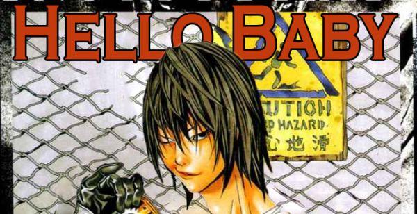 Masanori Morita Manga Review Hello Baby Takeshi Obata X Masanori Morita