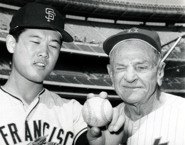 Masanori Murakami Meet Masanori Murakami The Baseball Reliquary