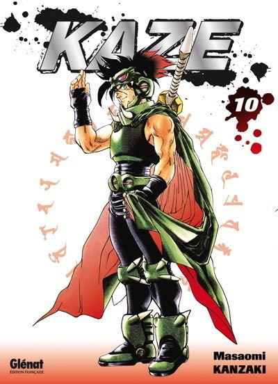 Masaomi Kanzaki MASAOMI KANZAKI Kaze 10 Manga BOOKS RenaudBray