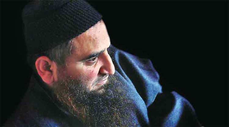 Masarat Alam Bhat Hurriyat leader Masarat Alam Bhat released from Kathua Jail re