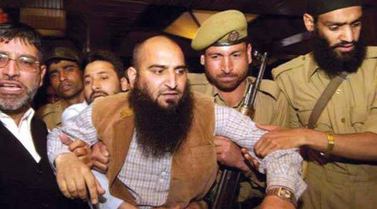 Masarat Alam Bhat Hurriyat Conference leader Masarat Alam39s bail plea