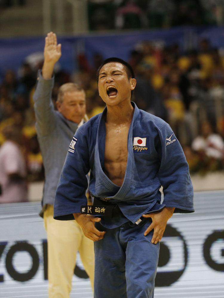 Masashi Ebinuma Ebinuma captures gold for Japan at judo worlds The Japan