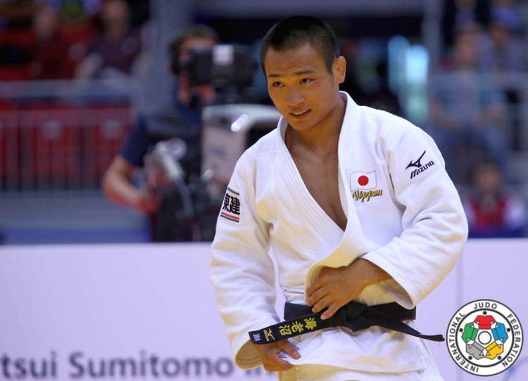 Masashi Ebinuma JudoInside News Majlinda Kelmendi and Masashi Ebinuma