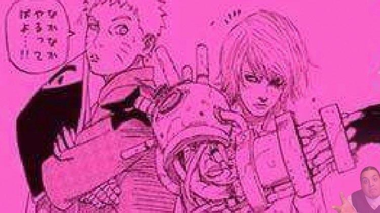Masashi Kishimoto New Masashi Kishimoto Manga Is Connected To Naruto YouTube
