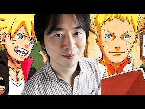 Masashi Kishimoto Masashi Kishimoto Naruto Chapter 700 Finale Interview