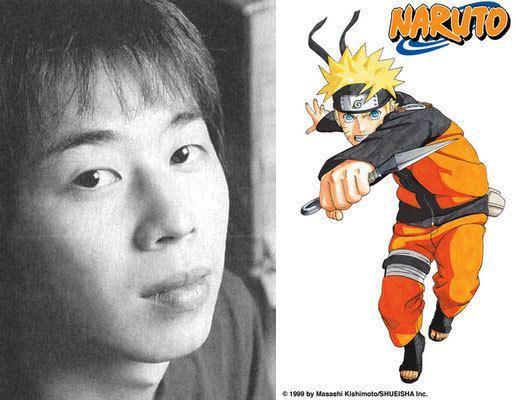 Masashi Kishimoto Hector Biographic Masashi Kishimoto The Creator of
