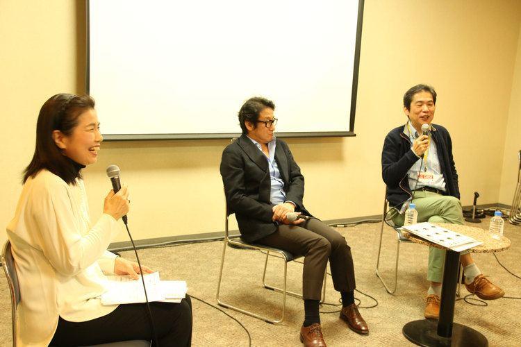 Masato Kato The Premium Talk between Masato Kato script writer and Nobuo
