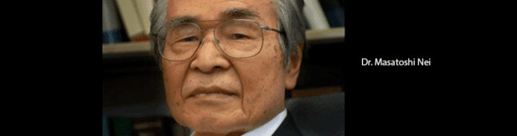 Masatoshi Nei The Society for Molecular Biology amp Evolution gt HOME