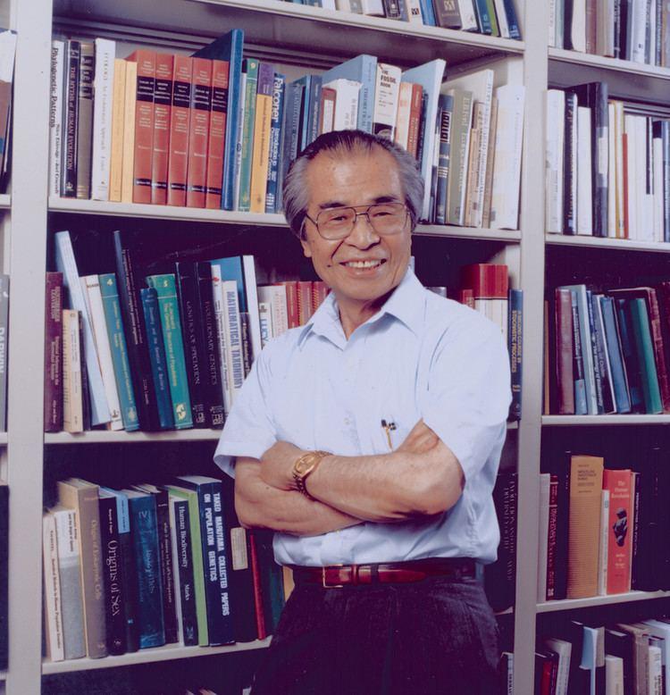 Masatoshi Nei Kyoto Prize Awarded to Penn State39s Masatoshi Nei
