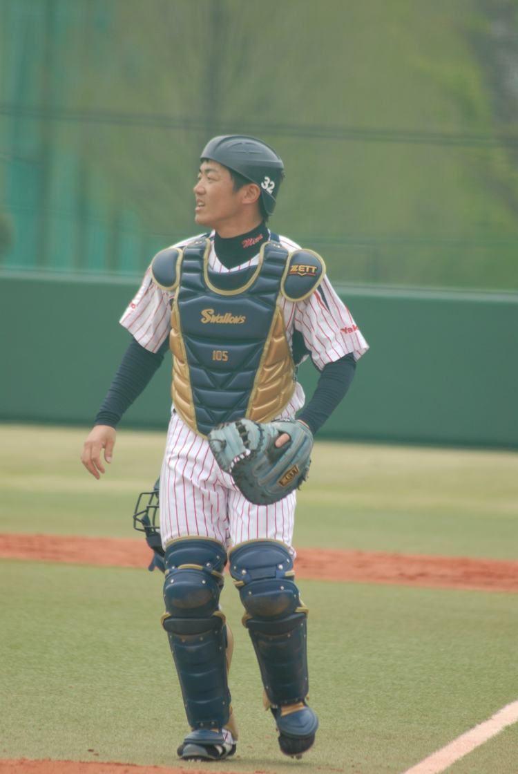 Masayoshi Miwa Masayoshi Miwa Catcher
